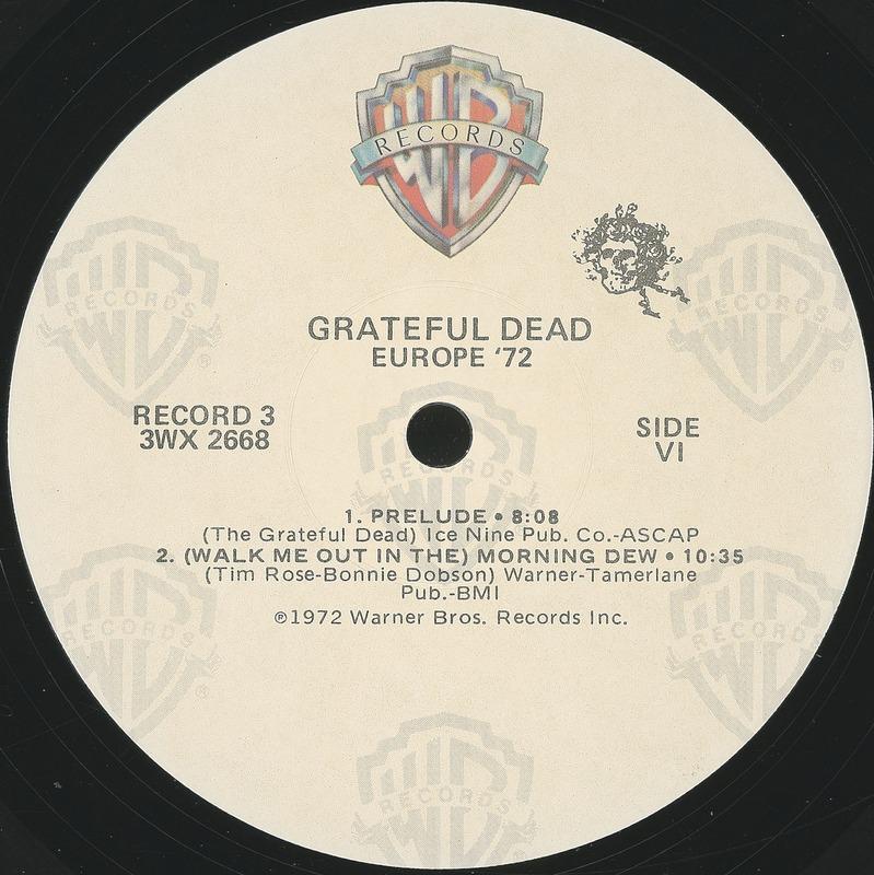 Europe '72 [album cover]