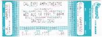 Bill Graham Presents Grateful Dead - Cal Expo Amphitheatre - August 14, 1991