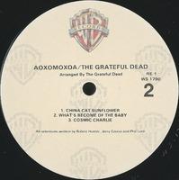 Aoxomoxoa [album cover]