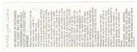 John Scher Presents Grateful Dead - Madison Square Garden - September 19, 1988