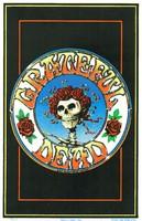 Grateful Dead - Skull & Roses