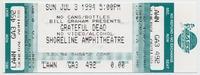 Bill Graham Presents Grateful Dead - Shoreline Amphitheatre - July 3, 1994