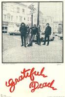 """Grateful Dead 1966 [Jerry Garcia, Ron """"Pigpen"""" McKernan, Phil Lesh, Bob Weir, Bill Kreutzmann]"""