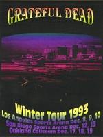 Grateful Dead - Winter Tour 1993