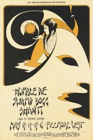 Humble Pie, Swamp Dogg, Shanti - Lights by Prismatic Revenge - Bill Graham Presents in San Francisco - Fillmore West - May 13-16, 1971