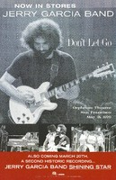 Jerry Garcia Band - Don't Let Go / Orpheum Theatre, San Francisco, May 21, 1976