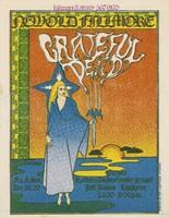 Grateful Dead, Oceola, Rhythmn [sic] Dukes (moby grape), Jeff Jaisun, Lightyear - New Old Fillmore, December 19, 20 [1969]