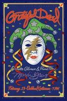 Grateful Dead, Ornette Coleman and Prime Time. Mardi Gras, February 23, 1993, Oakland Coliseum