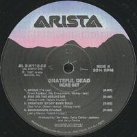 Dead Set [album cover]
