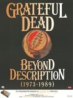 Grateful Dead - Beyond Description (1979-1989) / The Long Anticipated Companion to The Golden Road Boxed Set! 10 Classic Albums Spanning 1973-1989