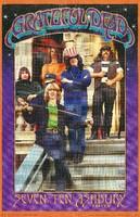 """Grateful Dead - Seven-Ten Ashbury 1967 [Bill Kreutzmann, Phil Lesh, Bob Weir, Jerry Garcia, Ron """"Pigpen"""" McKernan]"""