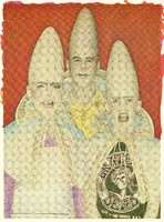 Coneheads [Saturday Night Live sketch with Jane Curtin, Dan Aykroyd, and Laraine Newman in a Grateful Dead T-shirt]