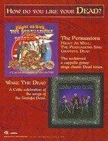 The Persuasions Sing Grateful Dead / Wake the Dead