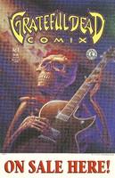 Grateful Dead Comix - No.1 - [1991] / Published by Kitchen Sink Press