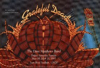 Grateful Dead, The Dave Matthews Band. May 19-21, 1995, Sam Boyd Stadium, UNLV