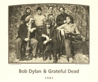 Bob Dylan & Grateful Dead