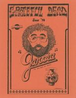 Grateful Dead - Tour 73 - Garcia, The Old Man of Music