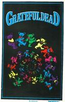 Grateful Dead - Dancing bear spiral