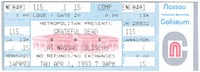 Metropolitan Presents Grateful Dead - Nassau Coliseum - April 1, 1993