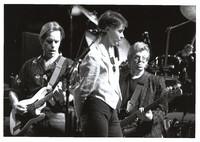 Bob Weir, Suzanne Vega, and Jack Casady, ca. 1989