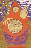 Paul Butterfield Blues Band, Cream, South Side Sound System - Bill Graham Presents in San Francisco - August 22-27 [1967] - Fillmore