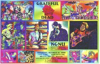 Grateful Dead - Saturday October 16, 1999 / KGNU, Boulder County Community Radio, hosted by Chris O'Riley, Mike Massa, & Paul Epstein
