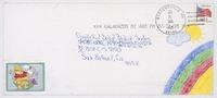 Anonymous (no return address, postmarked Stevensville. MI)
