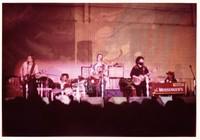 """Grateful Dead: Phil Lesh, Bill Kreutzmann, Bob Weir, Jerry Garcia, Ron """"Pigpen"""" McKernan"""