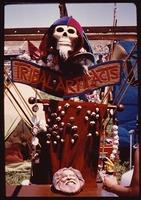 """Tribal Artifacts"" for sale at Laguna Seca"