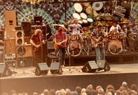 Grateful Dead: Jerry Garcia, Bob Weir, Bill Kreutzmann, Phil Lesh, Mickey Hart