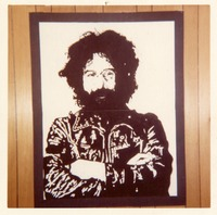 Jerry Garcia: portrait painting