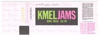 Bill Graham Presents Grateful Dead - Shoreline Amphitheatre - August 27, 1992 [canceled show]
