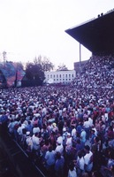 Grateful Dead at the Seattle Center Memorial Stadium: audience