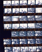 Grateful Dead at the Sam Boyd Silver Bowl: contact sheet with 34 images