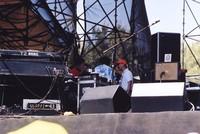 Santana: band members and crew