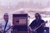 Jerry Garcia Band: John Kahn and Jerry Garcia