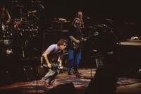 Grateful Dead: Mickey Hart, Bob Weir, Jerry Garcia, Vince Welnick