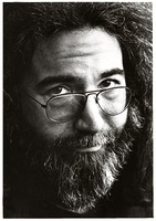 Jerry Garcia, ca. 1981: portrait