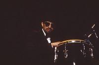 Unidentified drummer
