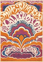 Miller Blues Band, The Kaleidoscope, Anonymous Artists of America - Dance Concert - Light Show - July 28-29 [1967] - Continental Ballroom