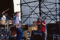 Grateful Dead: Mickey Hart, Bob Weir, Jerry Garcia