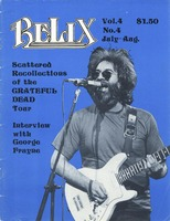 Relix: Volume 4, Number 4 - July-August 1977