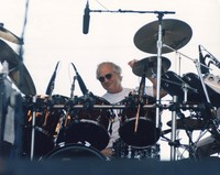 "Bill Kreutzmann performing ""Jack Straw"""