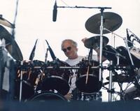 """Bill Kreutzmann performing """"Jack Straw"""""""