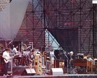 Grateful Dead: Phil Lesh, Mickey Hart, Bob Weir, Jerry Garcia, and Brent Mydland