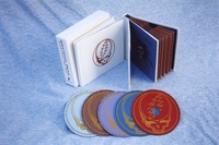 "Grateful Dead, ""So Many Roads (1995-1995)"" box set released by Arista on November 7, 1999: rejected promotional photo"