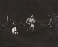 Grateful Dead: Jerry Garcia, Bill Kreutzmann, Bob Weir, Mickey Hart, Phil Lesh, and Donna Jean Godchaux