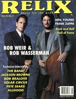 Relix: Volume 21, Number 2 - April 1994