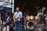 Grateful Dead: Phil Lesh, Bob Weir, Bill Kreutzmann