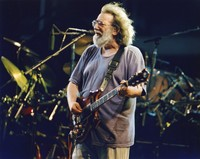 "Jerry Garcia performing ""Candyman"""